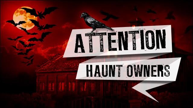 Attention Indianapolis Haunt Owners
